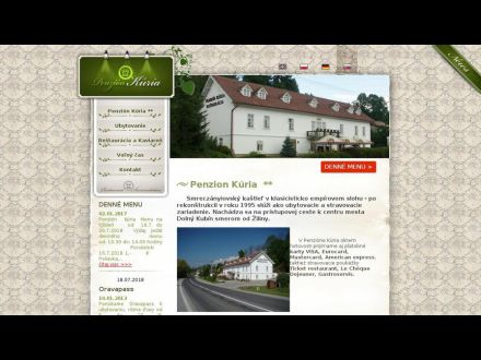 www.penzionkuria.sk