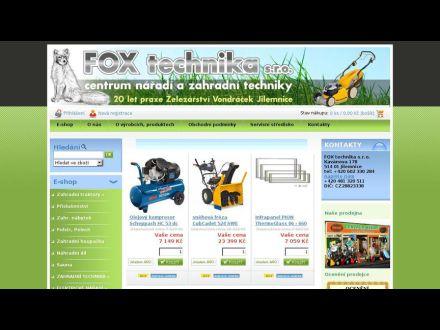 www.foxtechnika.cz