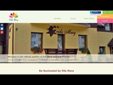 www.vilamery.sk