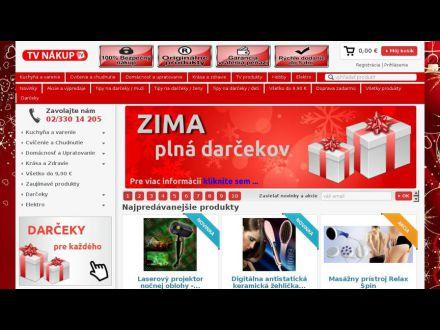 www.tvnakup.sk