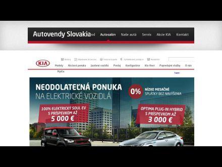 www.autovendyslovakia.sk