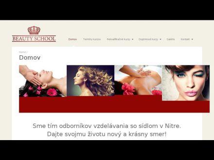 www.beautyschool.sk
