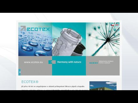 www.ecotex.cz