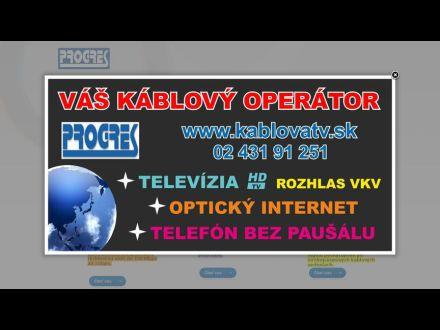 www.kablovatv.sk
