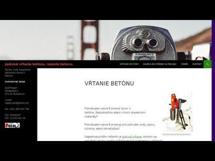 www.vrtanie-betonu.sk