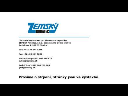 www.zemsky.sk