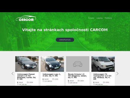 www.carcom.sk