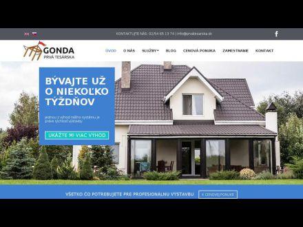 www.prvatesarska.sk