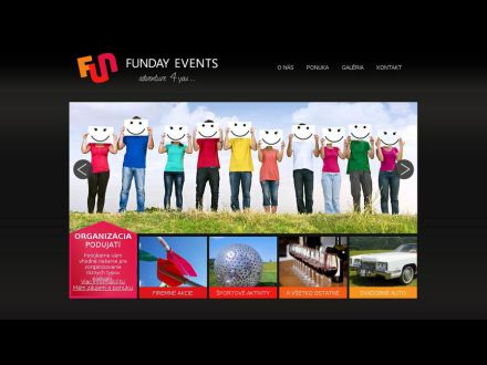 www.fundayevents.sk