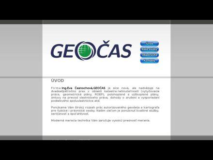 www.geocas.sk