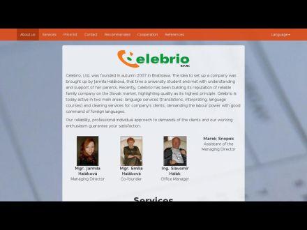 www.celebrio.eu