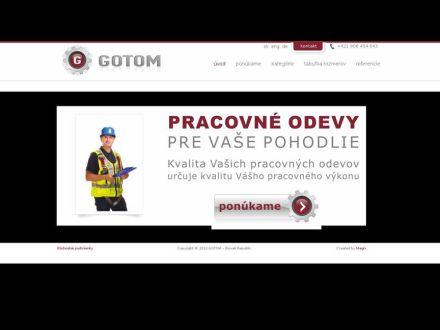 www.gotom.sk
