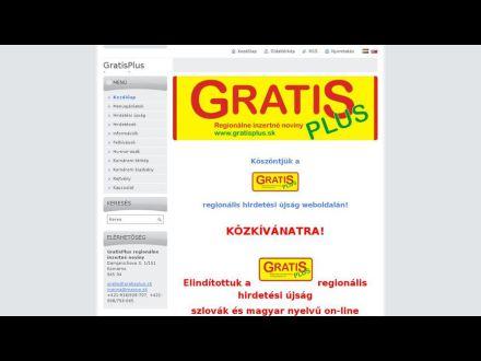 www.gratisplus.sk