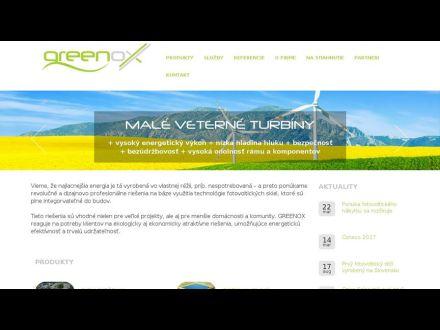 www.greenox.sk