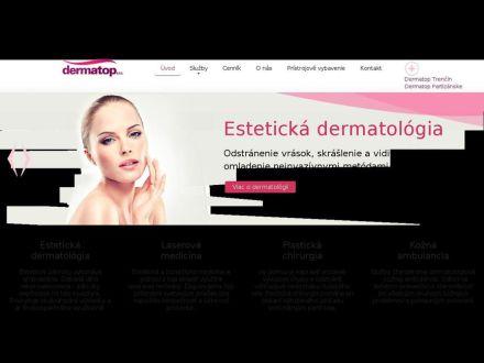 www.dermatop.sk