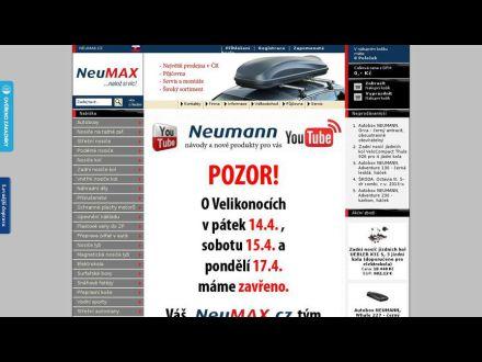 www.neumax.cz