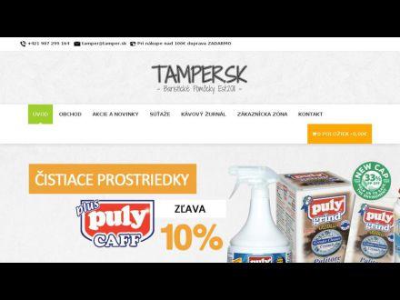 www.tamper.sk