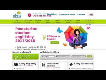 www.elvis.cz