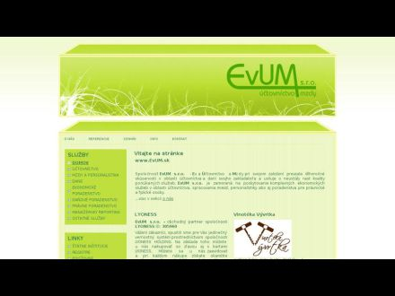 www.evum.sk