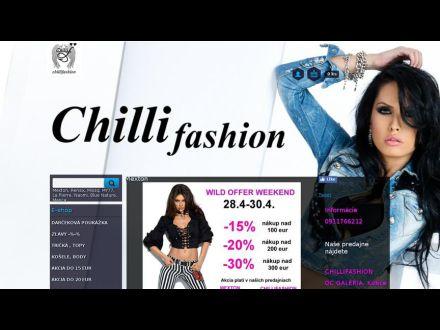 www.chillifashion.sk