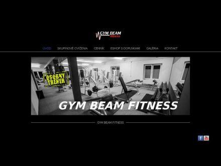 www.gymbeamfitness.sk