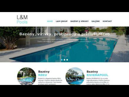 www.lmpools.sk