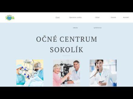 www.ocnecentrumsokolik.sk