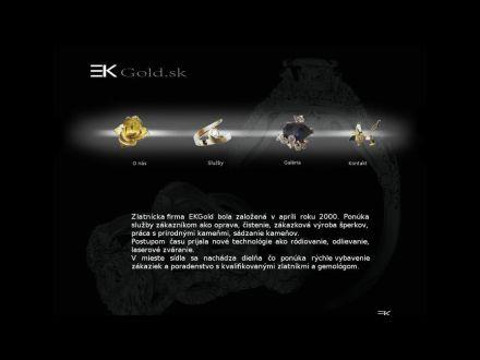 www.ekgold.sk