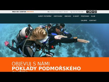 www.happydivers.cz