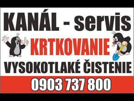 KANÁL - servis Martin obr. 1
