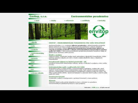 www.envitop.sk