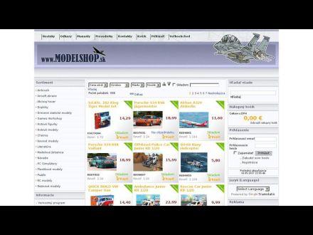 www.modelshop.sk