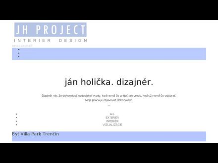 www.jhproject.sk