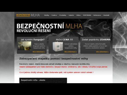 www.bezpecnostnimlha.cz