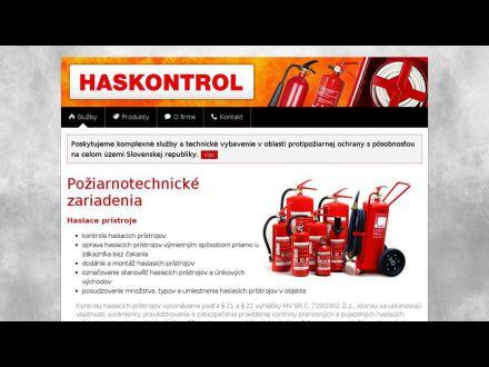 www.haskontrol.sk