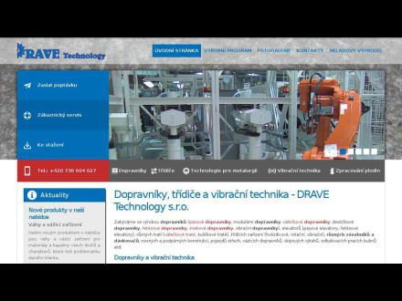 www.drave-technology.cz