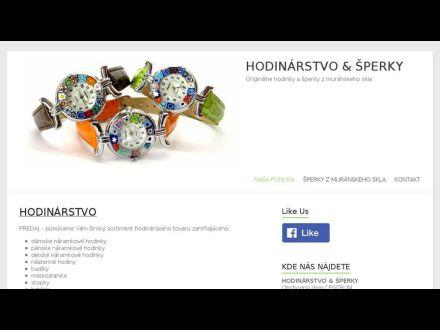 www.hodinarstvo-sperky.sk