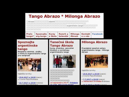 www.abrazo.sk