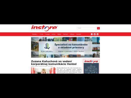www.instoreslovakia.sk