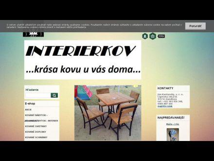 www.interierkov.sk