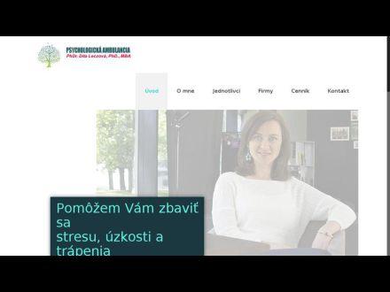 www.psychologickaambulancia.sk