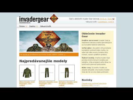 www.invadergear.sk