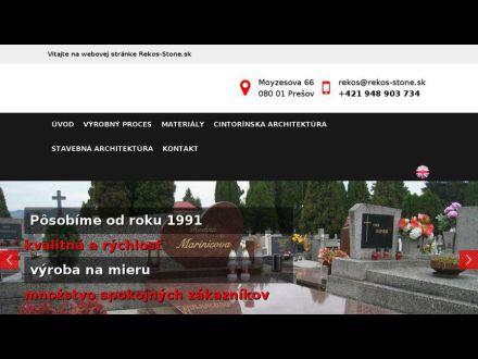www.rekos-stone.sk
