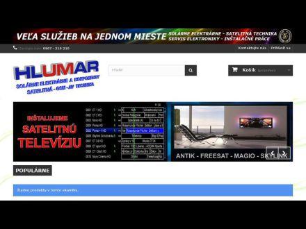 www.hlumar.sk