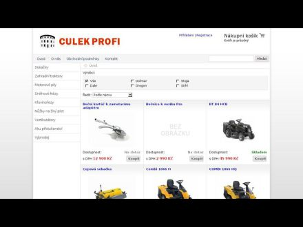 www.culekprofi.cz