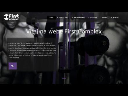 www.firstcomplex.sk