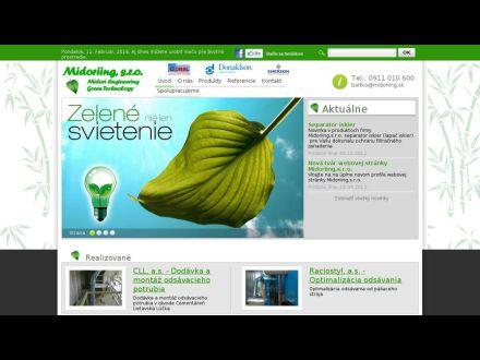 www.midoriing.sk