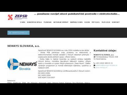 www.zep.sk/neways-slovakia-a-s