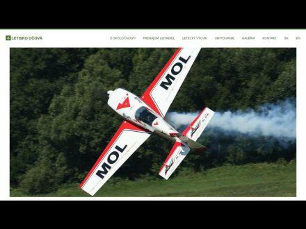 www.ocovaairport.sk