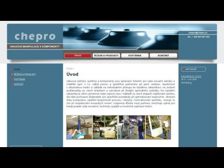 www.chepro.cz